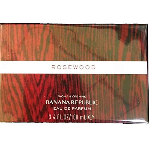Banana Republic Perfumes Fragrance - Banana Republic Rosewood By Banana Republic Eau De Parfum Spray 3.4 Oz