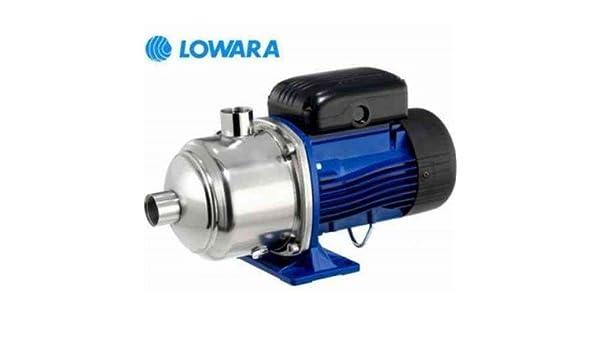 Elettropompa centrifugador Horizontal multistadio Lowara 10hm05p22 ...