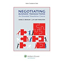 Negotiating Business Transactions: An Extended Simulation Course