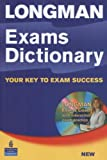 Longman Exams Dictionary with Cd-Rom, Pearson Education Staff, 1405851376