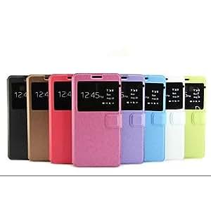 Teléfono Móvil Samsung - Carcasas de Cuerpo Completo/Fundas con Soporte - Diseño Especial - para Samsung Galaxia A7 ( , Purple