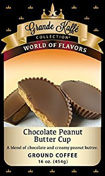 Grande Kaffe Coffee 16 oz - Chocolate Peanut Butter Cup Ground