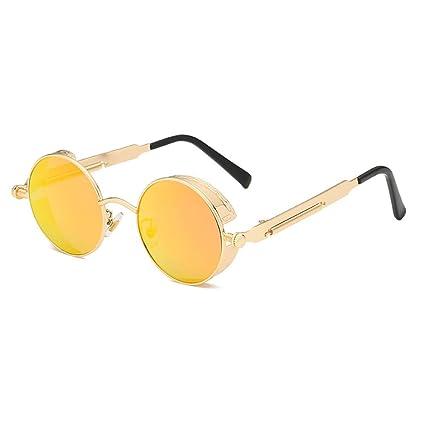 Gafas de moda Nuevas gafas redondas polarizadas Retro ...