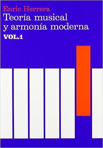 Teoría Musical Y Armonía Moderna Música Amazonde Enric Herrera