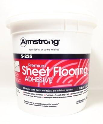 Armstrong Sheet Vinyl Premium Fast Grab Adhesive S 235 1