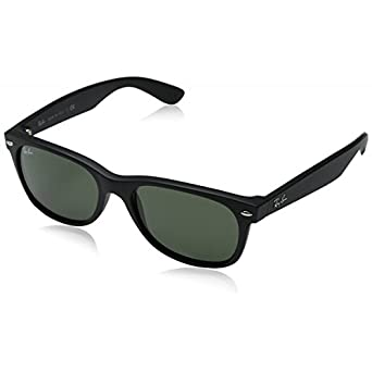 Ray-Ban RB2132 New Wayfarer Non-Polarized Sunglasses 52mm