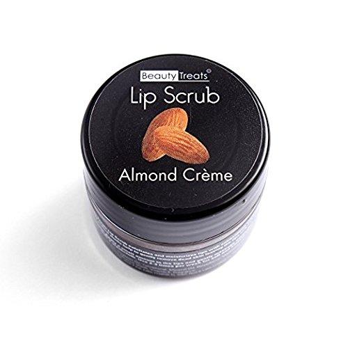 Beauty Treats Lip Scrub with Almond Creme Wild Apple Vanilla Bean Dark Cherry All 4 Full Set by Beauty Treats (Image #1)