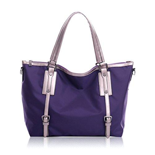 blu Jb1007 Donne Viola Tote Bag Blu Millya 03 wx6IZqgnC