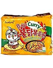 Samyang Hot Spicy Chicken Curry Flavor Ramen Korean Noodle Instant Coffee 1ea