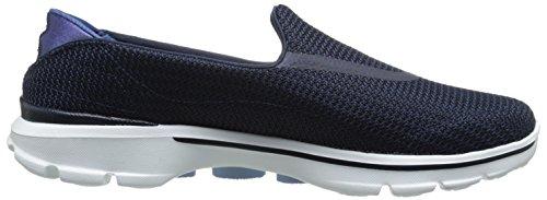 3 Walking Women's Skechers Gowalk Nvw Blue Shoes Z5qtAwt