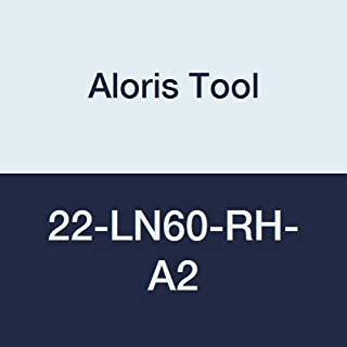 product image for Aloris Tool 22ER-LN60-RH-A2 Partial Profile Triangular Threading Insert, 60 Degree