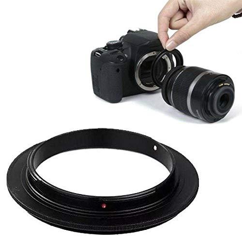 Anel Inversor Lente Macrofotografia Para Cameras Nikon 67mm