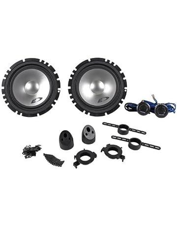 Alpine TYPE-E Series SXE-1750S coche Audio componente altavoces de 2 Vías de