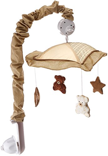GEENNY Musical Mobile, Teddy Bear