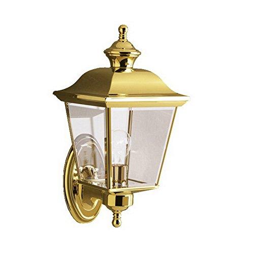 Kichler Polished Brass 15 1/2