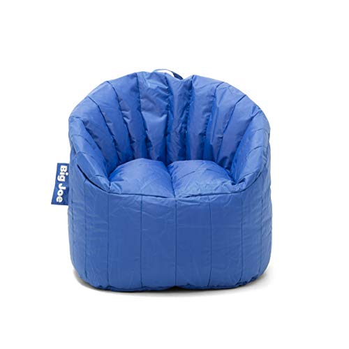 Big Joe 06508614 Blue Sapphire Lumin SmartMax Fabric Chair (Barn Pottery Lounger)