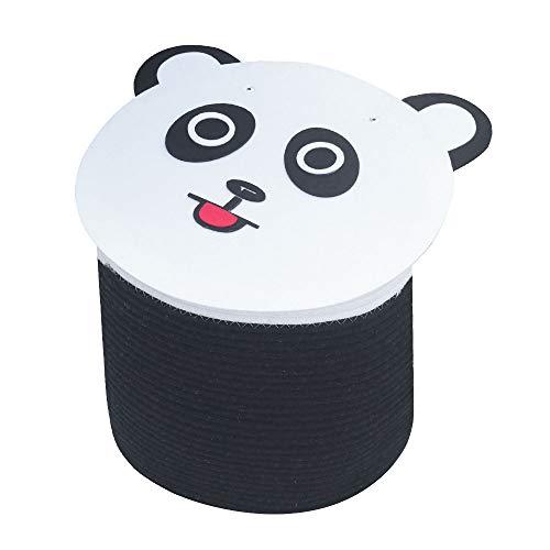 ICEBLUE HD Kids Toy Box with Lid Animal Toy Basket Panda Toy Storage