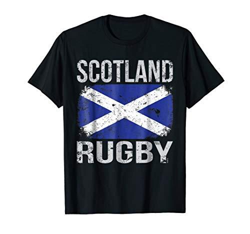 Scotland Rugby, Scottish Flag T-Shirt
