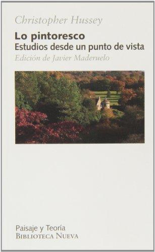 Descargar Libro Lo Pintoresco Christopher Hussey