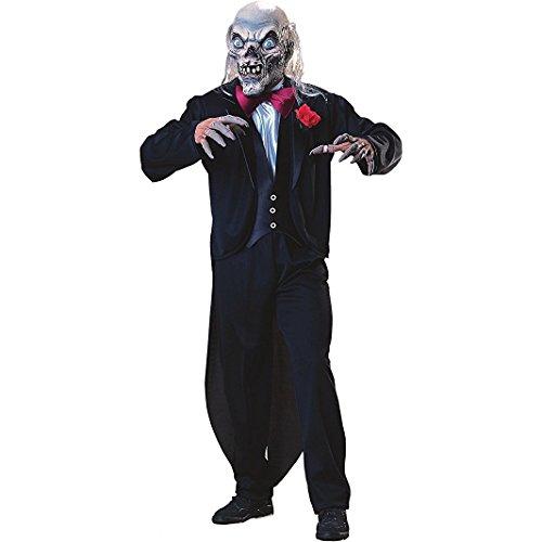 Cryptkeeper Tuxedo Adult Costume - Standard