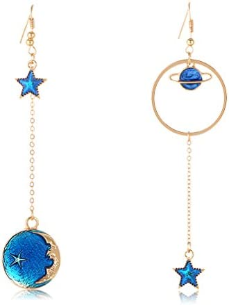 SUNSCSC Enamel Earrings Pendant Jewelry product image