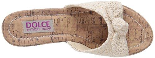Sandalen Leger Beige Platform Mojo Piper Moxy DOLCE by Zeh Frauen Offener R6zq7O7C4