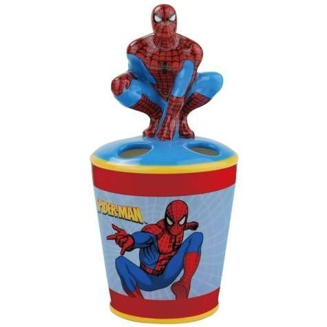 Spider-Man Toothbrush Holder