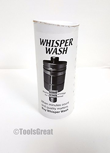 Whisper Wash WW311 Replacement Cartridge for Series 3 - Swivel Whisper