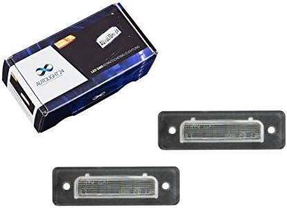 2 X Premium Led Kennzeichenbeleuchtung E30 E28 E24 E23 Z1 Kb47 Auto