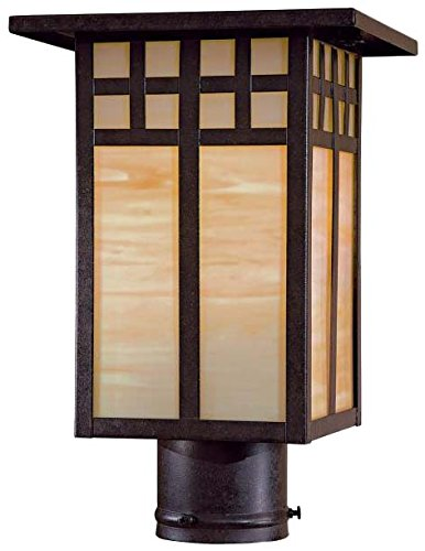 French Outdoor Lamp Posts - 8