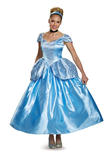88927 Ladies Plus 18-20 Cinderella Prestige Adult Costume New ()