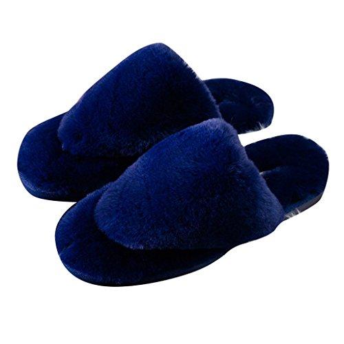 ALUK-Chaussures en coton chaud antidérapant pour femmes d'automne et d'hiver