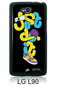 Unique LG L90 Case ,Hot Sale And Popular Designed Case With Nike 7 Black LG L90 Cover Phone Case