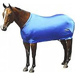 Sleazy Sleepwear for Horses X-Large Solid Sheet Red