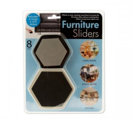 SKB Family Furniture Sliders moving heavy objects foam padding