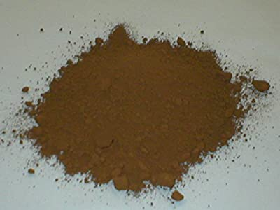 5 Lbs. Umber Powdered Color for Concrete, Cement, Mortar, Grout, Plaster