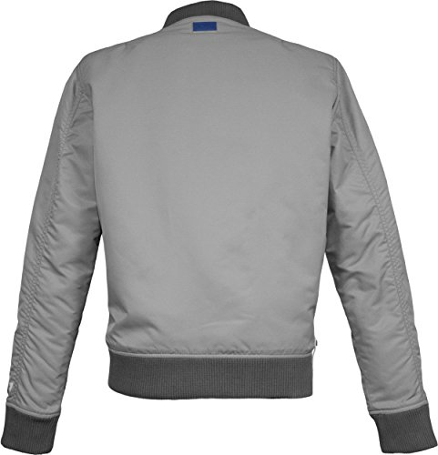 Musterbrand Starcraft Flight Jacket Homme Tychus Gris