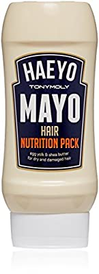 TONYMOLY Haeyo Mayo Hair Nutrition Pack 2