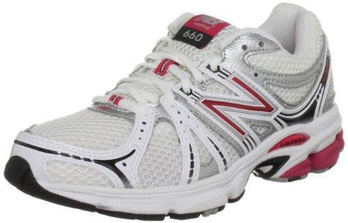 New Balance W660pb - Zapatillas Mujer White/Pink