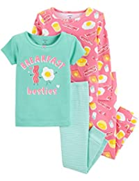 Baby Girls' 4 Pc Cotton 331g170