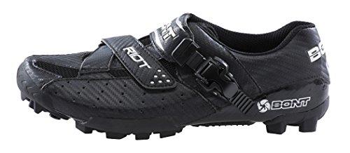 Bont Cycling Shoes Riot Mtb Black - Black