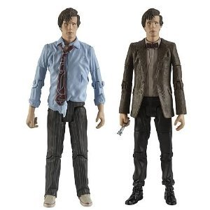 (Doctor Who the Eleventh Doctor's Crash Set of 2 Action)