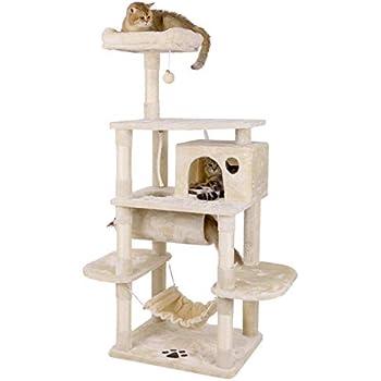 Amazon.com: BEWISHOME MMJ02 - Torre de actividades para ...