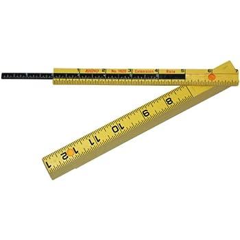 Stabila 80010 Folding Ruler Modular Scale