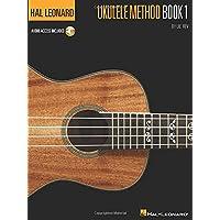 Hal Leonard Ukulele Method Book 1 with online audio