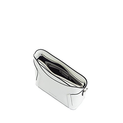 Ossido Le Donne 5x17x8 Tracolla Per Bianco Di A 23 Cromo Borsa awUtxqAYF