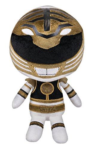 Funko Power Rangers White Ranger Plush Toy (Power Rangers White Ranger Toy)