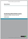 Geschlechtsspezifische Medienrezeption: Rezeptionsverhalten von Mann und Frau