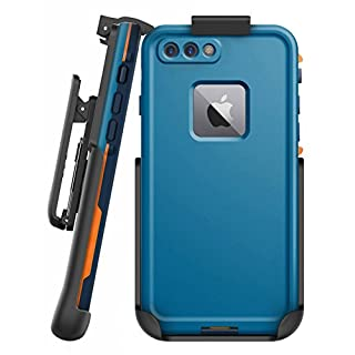 """Encased Belt Clip Holster Compatible with Lifeproof Fre Case - iPhone 7 Plus 5.5"""" (case not Included)"""
