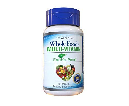 amin with Probiotics and Digestive Enzymes for Women and Men, 90 Dietary Supplement Tablets with Daily Nutrition Essentials, Vitamins, and Minerals - Earth's Pearl Probiotics ()